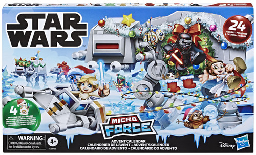 Star Wars 2019 Micro Force Advent Calendar
