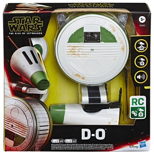 Star Wars The Rise of Skywalker Remote Control D-O Electronic Droid