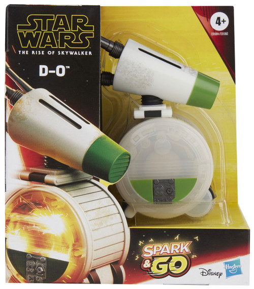 Star Wars The Rise of Skywalker Rev-and-Go D-O Action Figure