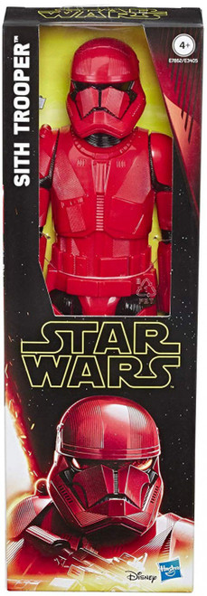 Star Wars The Rise of Skywalker Sith Trooper Action Figure