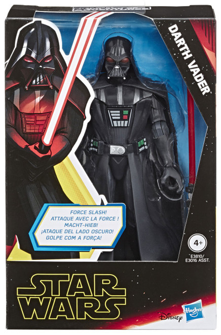 Star Wars The Rise of Skywalker Galaxy of Adventures Darth Vader Action Figure