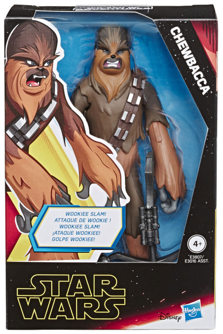 Star Wars The Rise of Skywalker Galaxy of Adventures Chewbacca Action Figure