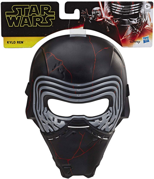 Star Wars The Rise of Skywalker Kylo Ren Role Play Mask