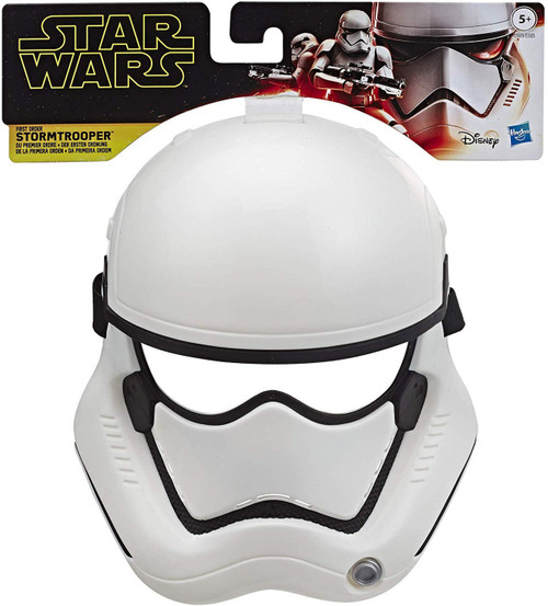 Star Wars The Rise of Skywalker Stormtrooper Role Play Mask