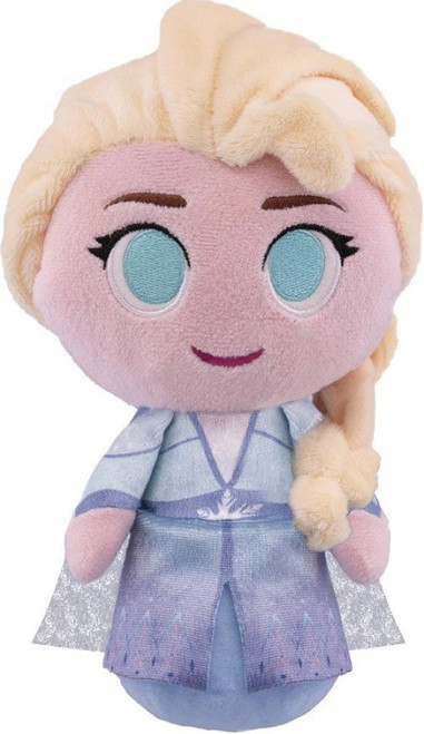 Funko Disney Frozen 2 SuperCute Plushies Elsa Collectible Plush Figure