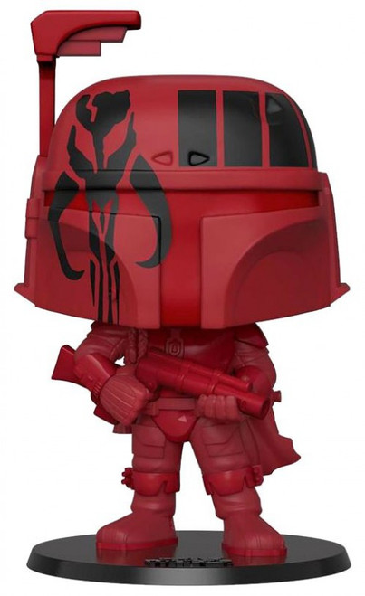 Funko Pop Star Wars Boba Fett Holiday Special Exclusive #305 Bobble-Head
