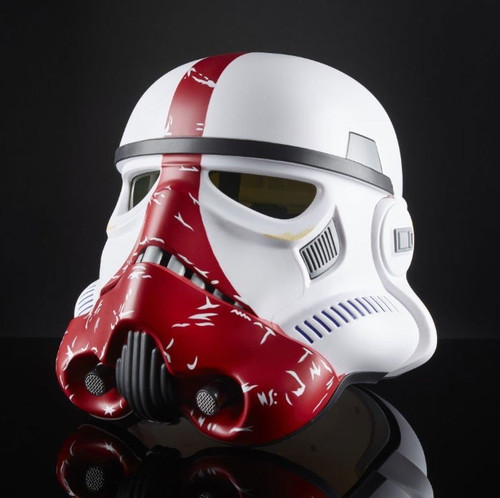 Star Wars Expanded Universe Incinerator Stormtrooper Wearable Helmet