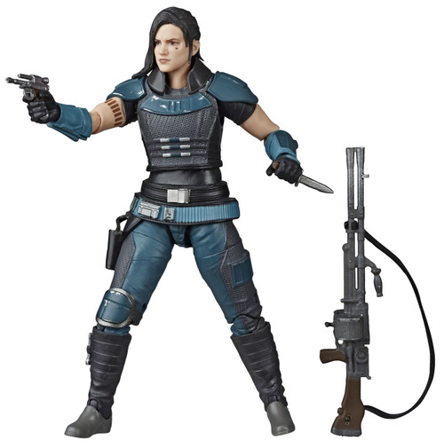Star Wars The Mandalorian Black Series Wave 34 Cara Dune Action Figure