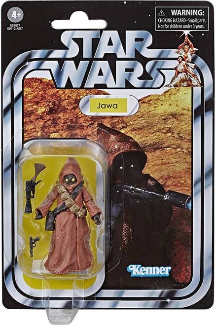 Star Wars A New Hope Vintage Collection Jawa Action Figure