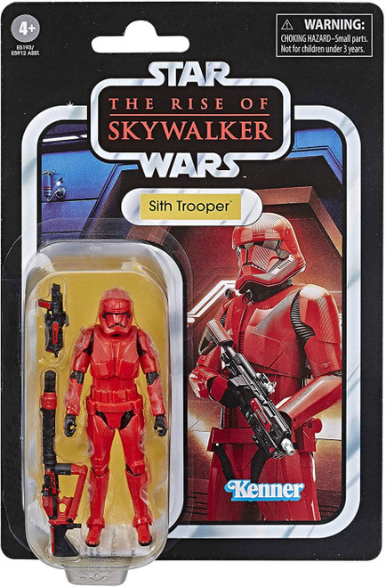 Star Wars The Rise of Skywalker Vintage Collection Sith Trooper Action Figure
