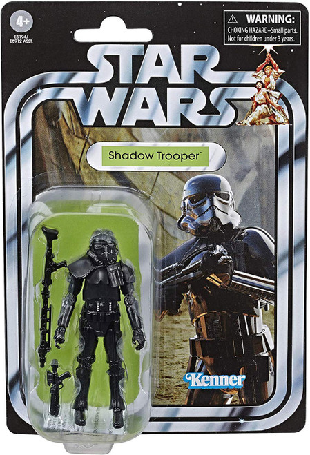 Star Wars Expanded Universe Vintage Collection Shadow Trooper Action Figure
