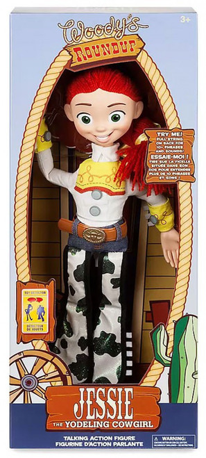 Disney Toy Story Jessie Exclusive Talking Action Figure [Toy Detector]
