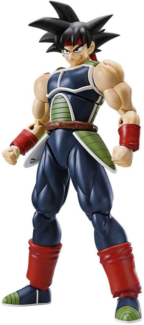 Dragon Ball Z Figure-Rise Standard Bardock 6.6 Model Kit Figure