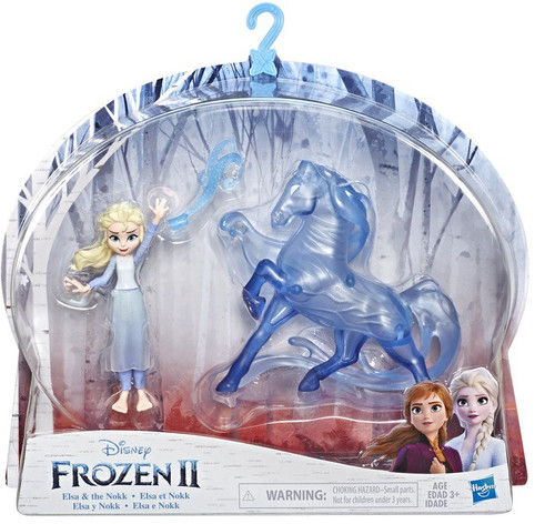 Disney Frozen 2 Elsa & The Nokk Small Dolls 2-Pack
