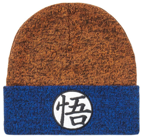 Dragon Ball Z Dragon Ball Super Goku Marled Watchman Beanie