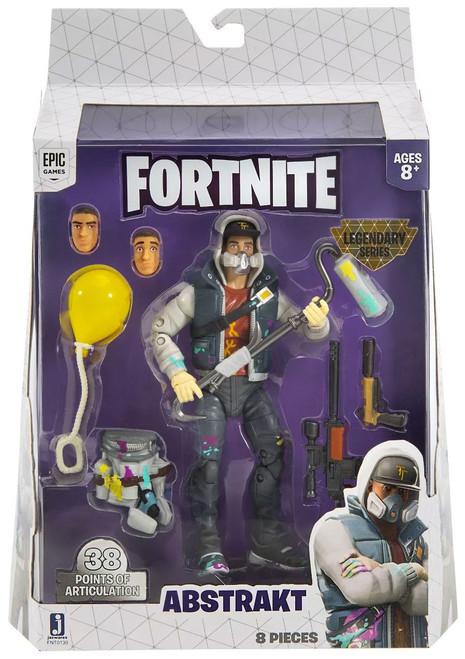 Fortnite Legendary Series Abstrakt Exclusive Action Figure