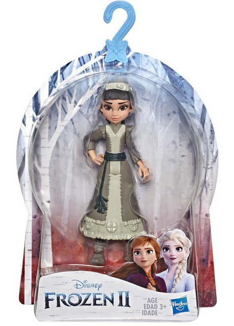 Disney Frozen 2 Honeymaren Wearing White Dress Small Doll
