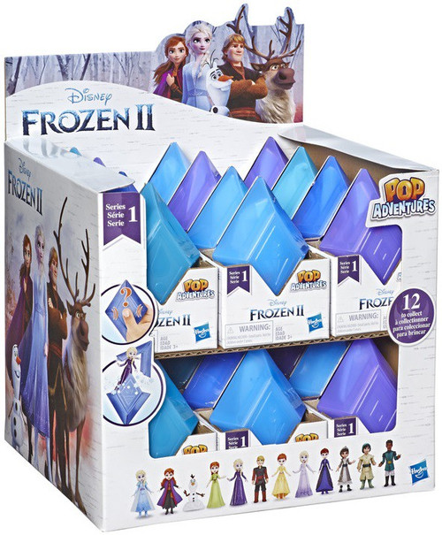 Disney Frozen 2 Pop Adventures 2.25-Inch Mystery Box [24 Figures]