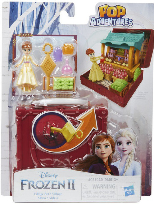 Disney Frozen 2 Pop Adventures Village Set 2.25-Inch Pop-up Playset