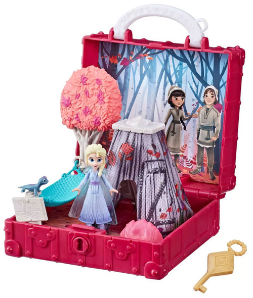 Disney Frozen 2 Pop Adventures Enchanted Forest 2.25-Inch Pop-up Playset