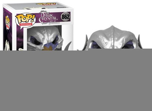 Funko The Dark Crystal Age of Resistance POP! TV The Hunter Exclusive Vinyl Figure #862 [Metallic]