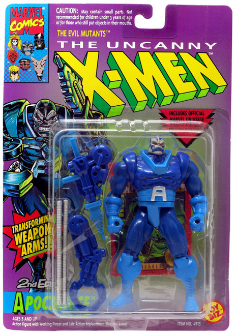 Marvel The Uncanny X-Men Apocalypse Action Figure