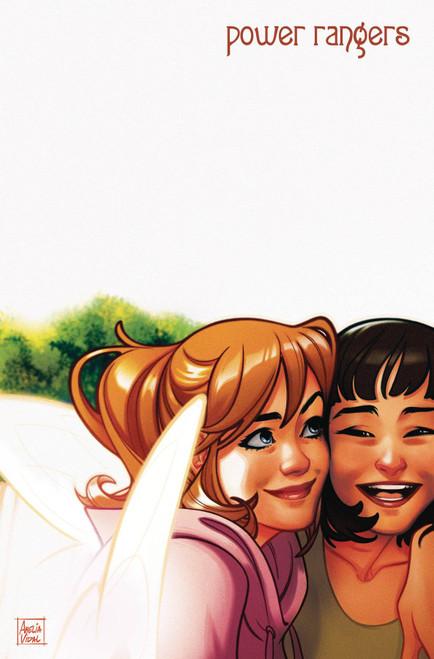 Boom Studios Go Go Power Rangers #24 Necessary Evil Comic Book [Amelia Vidal Variant Cover]
