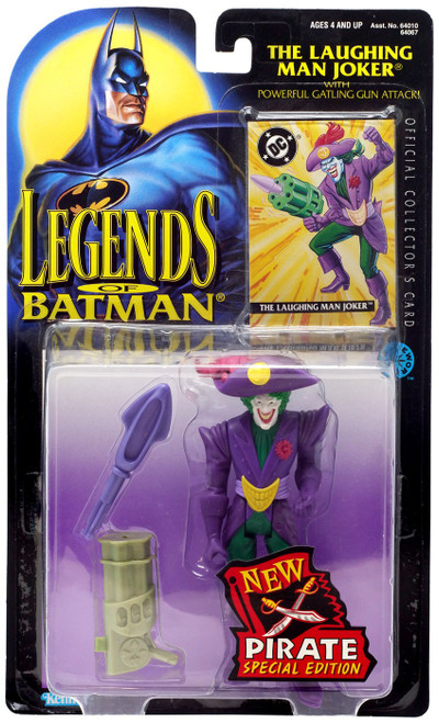 Legends of Batman The Joker Action Figure [The Laughing Man]