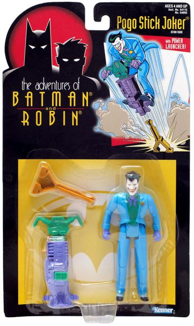 DC The Adventures of Batman & Robin Pogo Stick Joker Action Figure