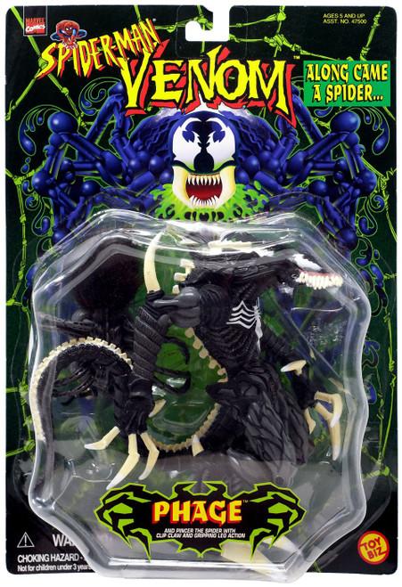 Marvel Spider-Man Venom Action Figure [Error Package - As Phage]