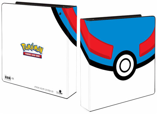 Ultra Pro Pokemon Trading Card Game Great Ball 2 Inch Album (Pre-Order ships January)
