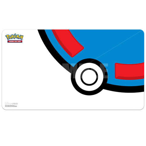 Ultra Pro Pokemon Trading Card Game Card Supplies Great Ball Playmat