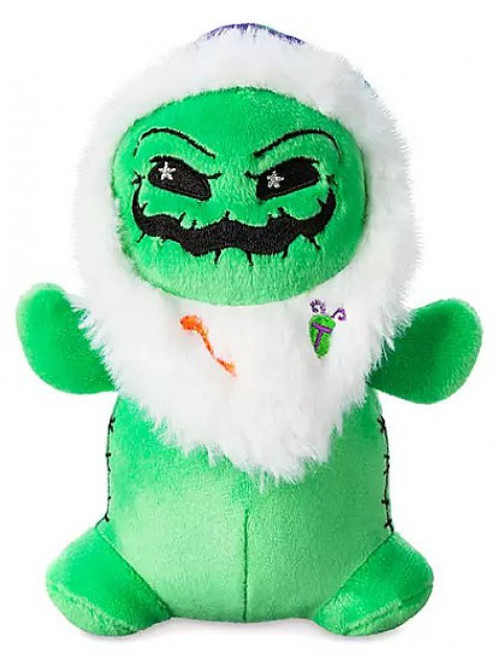 Disney Wishables Haunted Mansion Holiday Oogie Boogie Exclusive Micro Plush