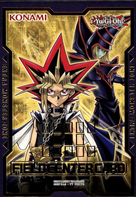 YuGiOh Duel Devastator Yugi & Dark Magician Field Center Token