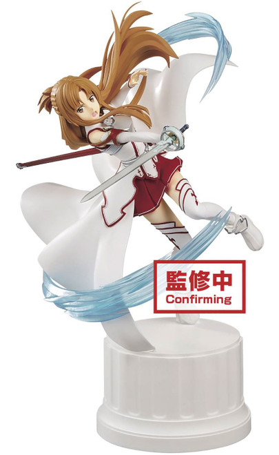 Sword Art Online: Integral Factor Espresto Collection Asuna 9-Inch Collectible PVC Figure [Integral Factor ]