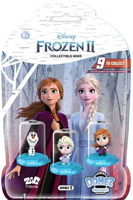 Domez Disney Frozen 2 Mystery Pack [1 RANDOM Figure]