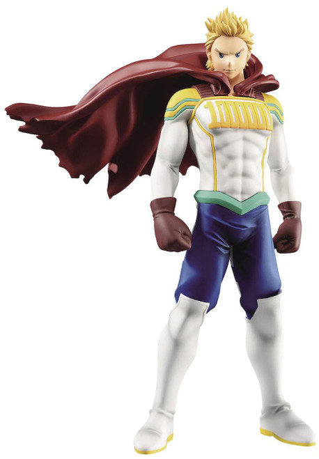 My Hero Academia Age of Heroes Lemillion 7-Inch Collectible PVC Figure (Pre-Order ships February)