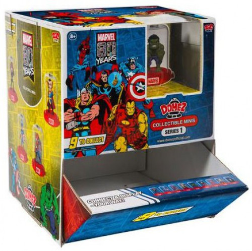Domez Marvel 80th Anniversary Mystery Box [18 Packs]