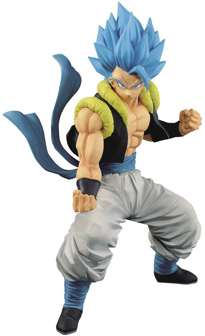 Dragon Ball Super Super Saiyan Blue Gogeta 6.3-Inch Collectible PVC Figure (Pre-Order ships March)