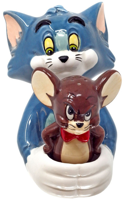 Looney Tunes Tom & Jerry Salt & Pepper Shakers
