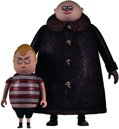 The Addams Family 5 Points Pugsley & Fester Action Figure 2-Pack