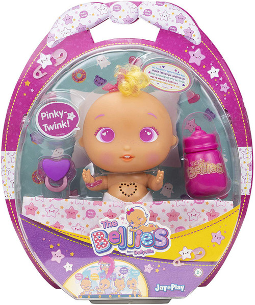 The Bellies Pinky Twink Doll
