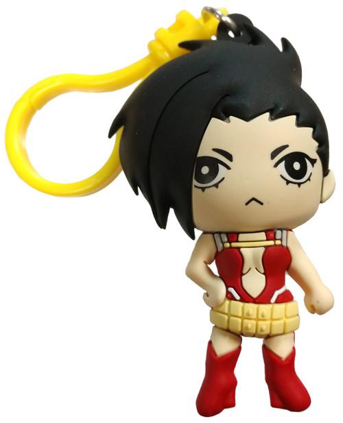 My Hero Academia 3D Figural Foam Bag Clip Series 2 Momo Yaoyorozu Mystery Minifigure [Loose]