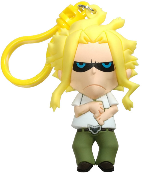 My Hero Academia 3D Figural Foam Bag Clip Series 2 All Might Mystery Minifigure [Loose]