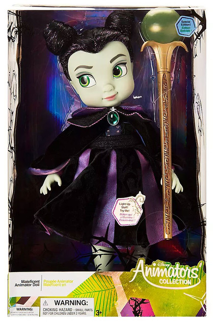 Disney Princess Sleeping Beauty Animators' Collection Maleficent Exclusive 12-Inch Doll