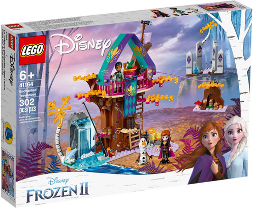 LEGO Disney Princess Disney Frozen 2 Enchanted Treehouse Set #41164