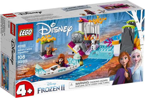 LEGO Disney Princess Disney Frozen 2 Anna's Canoe Expedition Set #41165
