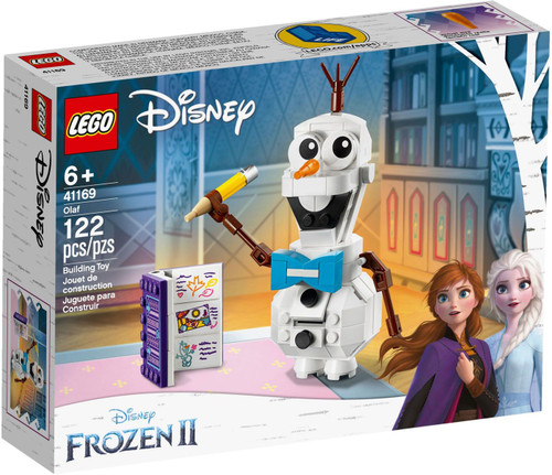 LEGO Disney Princess Disney Frozen 2 Olaf Set #41169