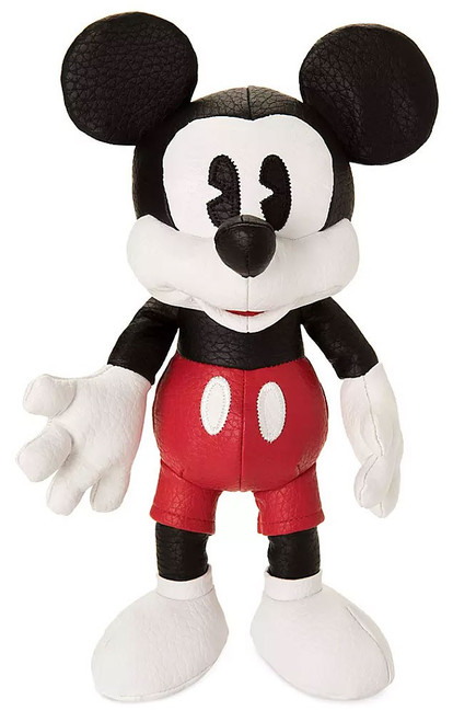 Disney Mickey the True Original Mickey Mouse Exclusive 10-Inch Plush [Simulated Leather]
