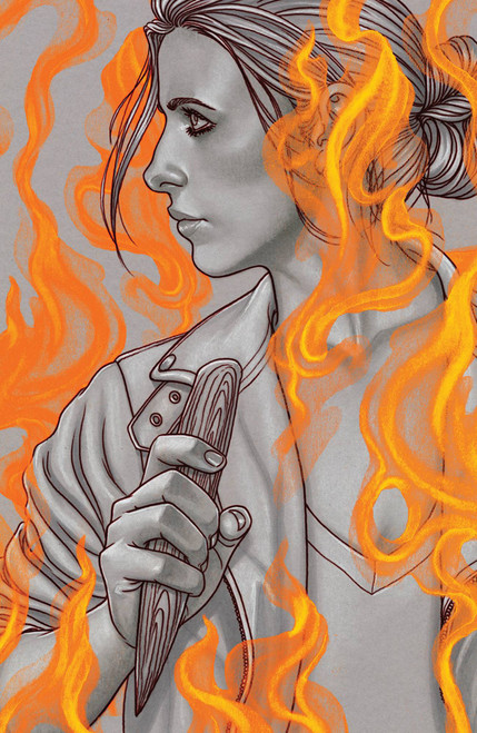 Boom Studios Buffy The Vampire Slayer Hellmouth #1 Comic Book [Jenny Frison Variant Cover]